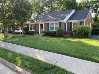 MLS# 2264424 - 5531 Knob Rd in Brookside Court in Nashville Tennessee 37209