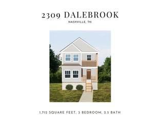 MLS# 2265737 - 2309 Dalebrook Ct in Eastland Oaks Section 2 in Nashville Tennessee 37206