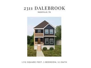 MLS# 2266109 - 2311 Dalebrook Ct in Eastland Oaks Section 2 in Nashville Tennessee 37206