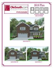 MLS# 2273726 - 219 Thorpe Drive Lot 150 in Brandon Woods in Spring Hill Tennessee 37174
