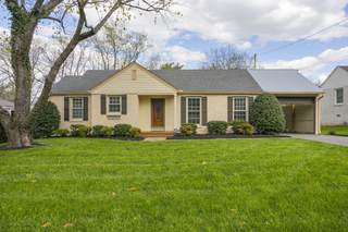 MLS# 2279533 - 3402 Woodhaven Dr in Pleasant Valley in Nashville Tennessee 37204
