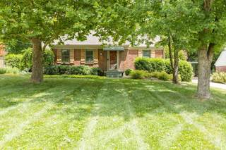 MLS# 2281717 - 613 Shady Ln in Rolling Acres in Nashville Tennessee 37206