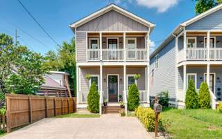 MLS# 2288381 - 1303 61st Ave in The Nations in Nashville Tennessee 37209