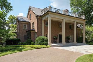 1109 Belle Meade Blvd, Nashville, TN 37205 (MLS #1744720) :: KW Armstrong Real Estate Group