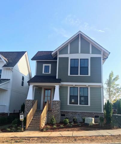 345 Liebler Lane - Lot 257, Franklin, TN 37064 (MLS #1902653) :: EXIT Realty Bob Lamb & Associates