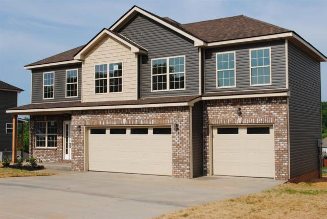 37 Kingstons Cove, Clarksville, TN 37042 (MLS #2006256) :: Berkshire Hathaway HomeServices Woodmont Realty