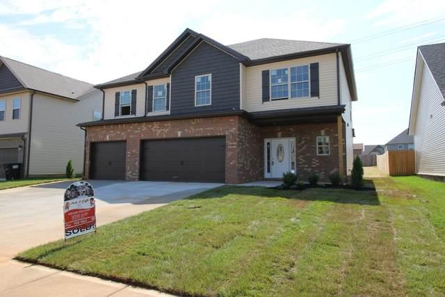 312 Summerfield, Clarksville, TN 37040 (MLS #RTC2147700) :: HALO Realty