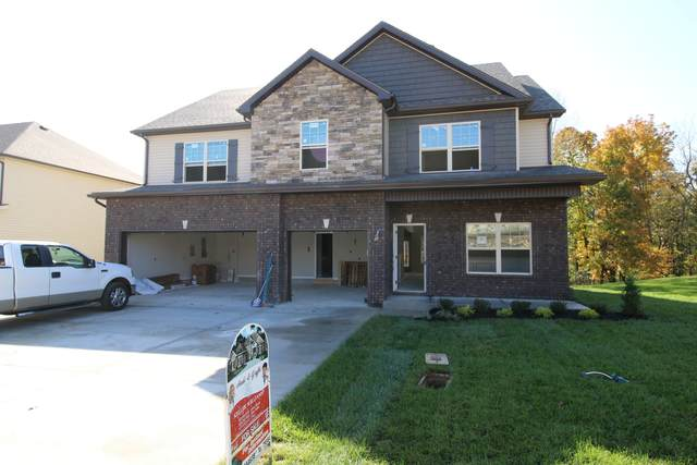 26 Reserve At Hickory Wild, Clarksville, TN 37043 (MLS #RTC2178678) :: Nashville on the Move