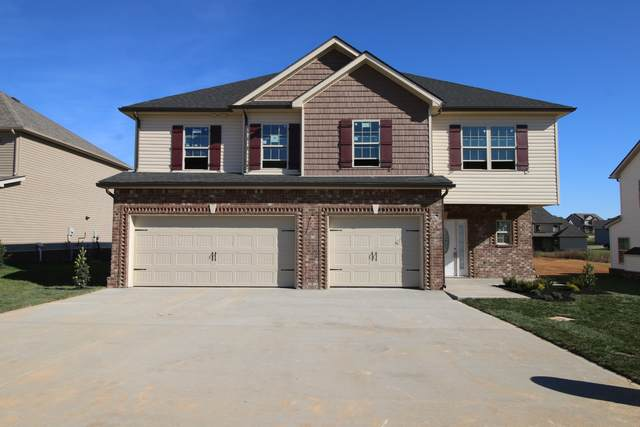 96 Reserve At Hickory Wild, Clarksville, TN 37043 (MLS #RTC2181517) :: Village Real Estate