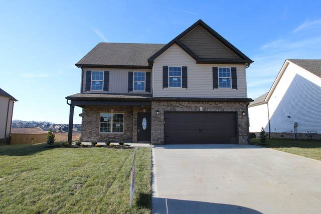 6 Reserve At Hickory Wild, Clarksville, TN 37043 (MLS #RTC2184934) :: Your Perfect Property Team powered by Clarksville.com Realty