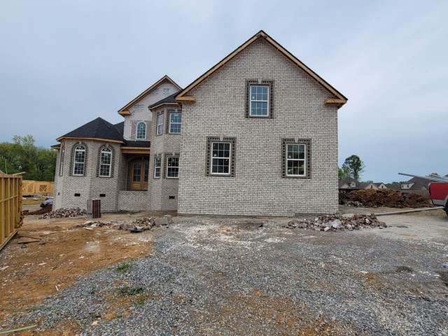 70 Copperstone, Clarksville, TN 37043 (MLS #RTC2198909) :: Kimberly Harris Homes