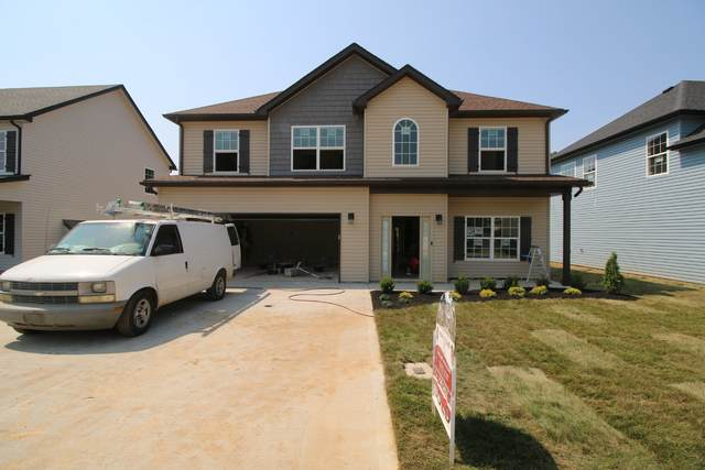 147 Chalet Hills, Clarksville, TN 37040 (MLS #RTC2229734) :: The Helton Real Estate Group
