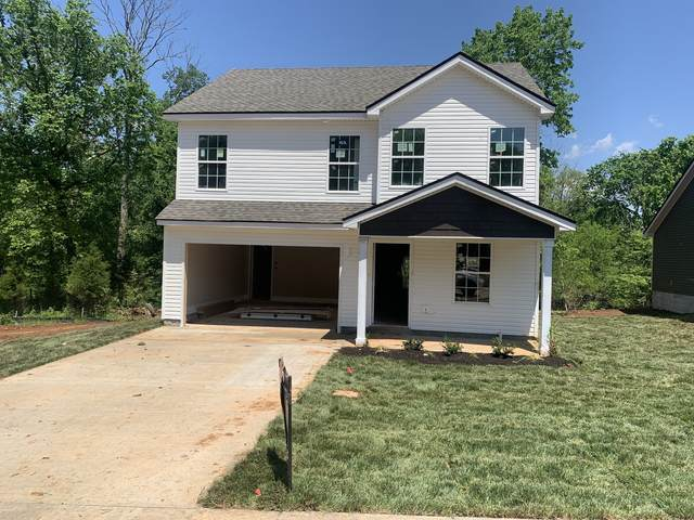 134 Chalet Hills, Clarksville, TN 37040 (MLS #RTC2232983) :: RE/MAX Homes And Estates