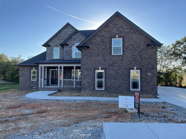 118 Hartley Hills, Clarksville, TN 37043 (MLS #RTC2249498) :: The Home Network by Ashley Griffith
