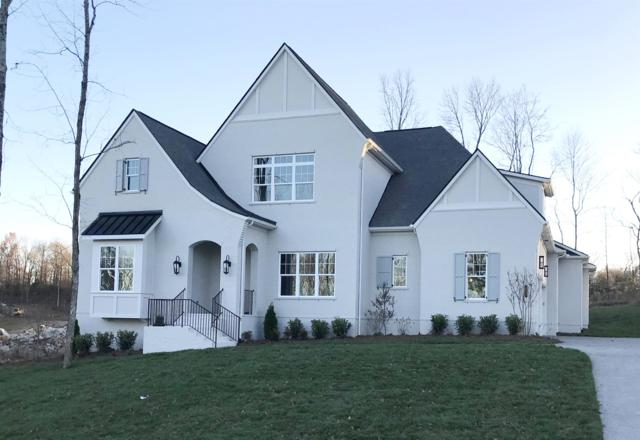 449 Oldenburg Rd, Lot # 2213, Nolensville, TN 37135 (MLS #1928083) :: Nashville on the Move
