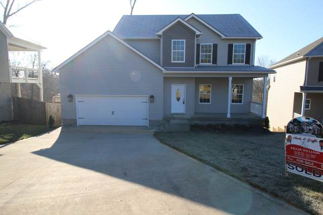162 Eagles Bluff, Clarksville, TN 37040 (MLS #RTC2190698) :: Kimberly Harris Homes