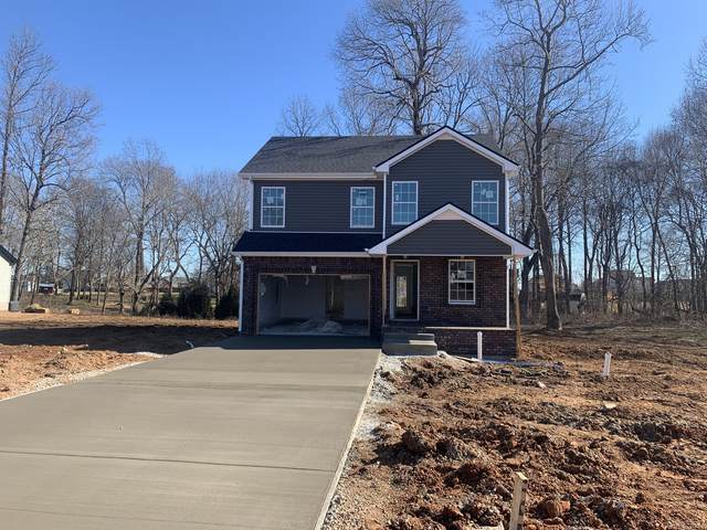 167 Spring Creek, Clarksville, TN 37040 (MLS #RTC2212475) :: FYKES Realty Group