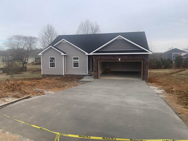 3645 Stonewall Ct., Clarksville, TN 37040 (MLS #RTC2212796) :: Ashley Claire Real Estate - Benchmark Realty