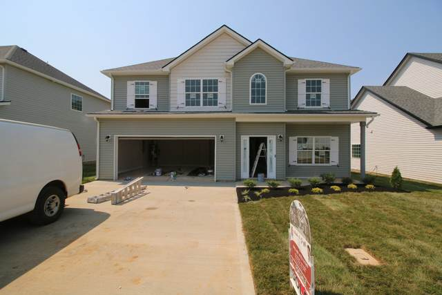 145 Chalet Hills, Clarksville, TN 37040 (MLS #RTC2232096) :: The Helton Real Estate Group