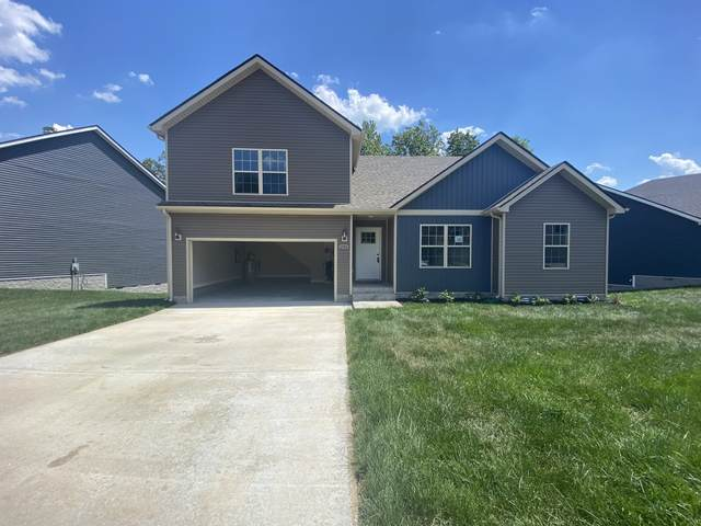 38 Woodland Hills, Clarksville, TN 37043 (MLS #RTC2240712) :: Kimberly Harris Homes