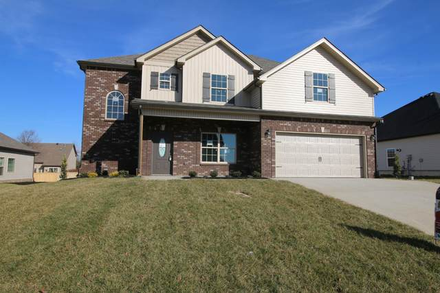 99 Reserve At Hickory Wild, Clarksville, TN 37043 (MLS #RTC2183789) :: Felts Partners
