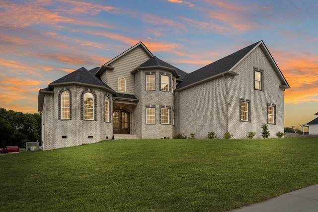 70 Copperstone, Clarksville, TN 37043 (MLS #RTC2198909) :: Maples Realty and Auction Co.