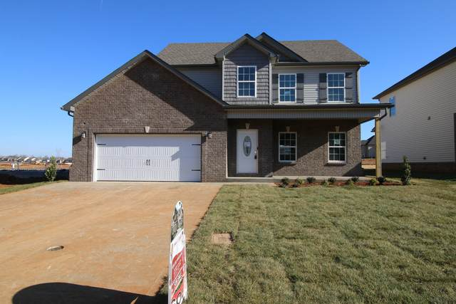 414 Summerfield, Clarksville, TN 37040 (MLS #RTC2200468) :: Morrell Property Collective | Compass RE