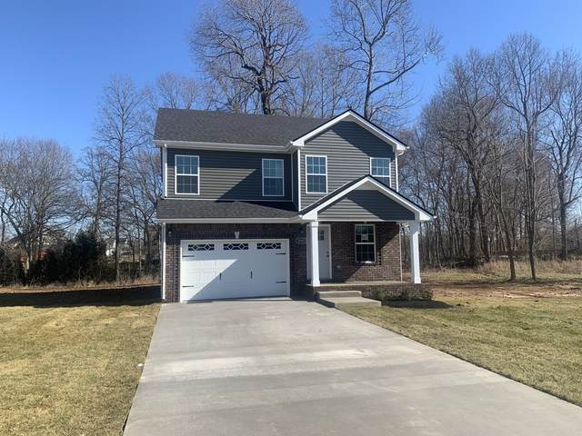 167 Spring Creek, Clarksville, TN 37040 (MLS #RTC2212475) :: Ashley Claire Real Estate - Benchmark Realty
