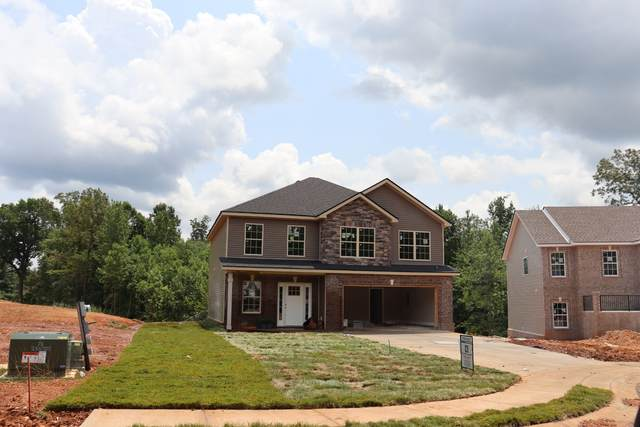 160 Glenstone, Clarksville, TN 37043 (MLS #RTC2250662) :: DeSelms Real Estate