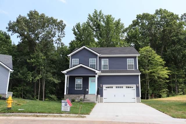 21 Woodland Hills, Clarksville, TN 37040 (MLS #RTC2235140) :: Kimberly Harris Homes