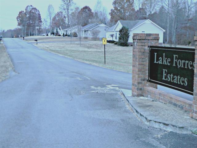 25 Lake Forrest Rd, Lynchburg, TN 37352 (MLS #1784785) :: RE/MAX Homes And Estates