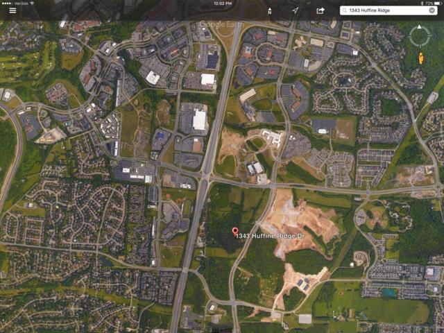 1343 Huffine Ridge Dr, Franklin, TN 37067 (MLS #1805546) :: RE/MAX Homes And Estates