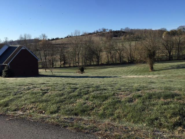 0 Bradford Way - Lot 14, Woodbury, TN 37190 (MLS #1810384) :: The Helton Real Estate Group