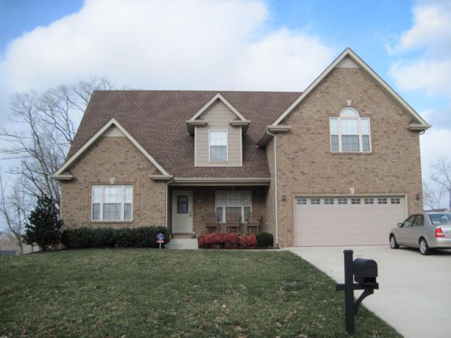 495 Winding Bluff Way, Clarksville, TN 37040 (MLS #1813033) :: Berkshire Hathaway HomeServices Woodmont Realty