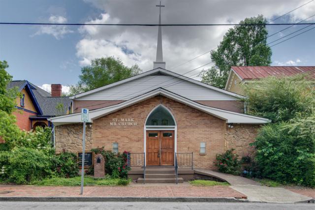 1220 6Th Ave N, Nashville, TN 37208 (MLS #RTC1823915) :: RE/MAX Choice Properties