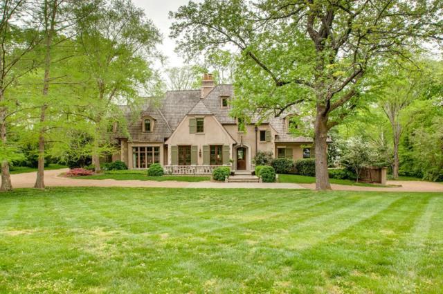 409 Ellendale Ave, Nashville, TN 37205 (MLS #1831284) :: KW Armstrong Real Estate Group