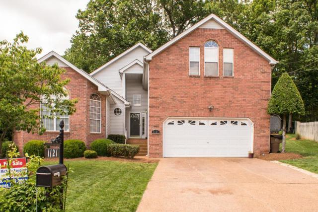 1121 Remmington Trce, Antioch, TN 37013 (MLS #1831353) :: NashvilleOnTheMove | Benchmark Realty