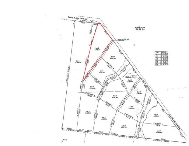2 Hanging Rock Dr, Altamont, TN 37301 (MLS #1832046) :: CityLiving Group