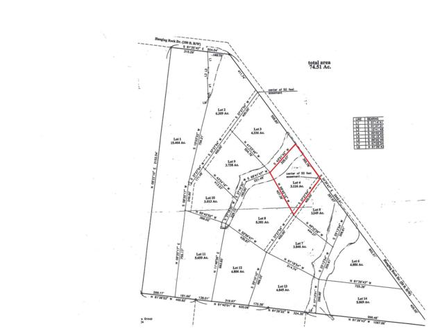 4 Hanging Rock Dr, Altamont, TN 37301 (MLS #1832052) :: CityLiving Group