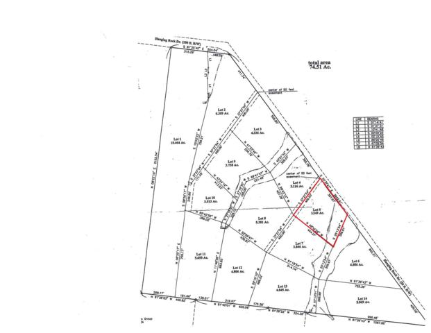 5 Hanging Rock Dr, Altamont, TN 37301 (MLS #1832054) :: CityLiving Group
