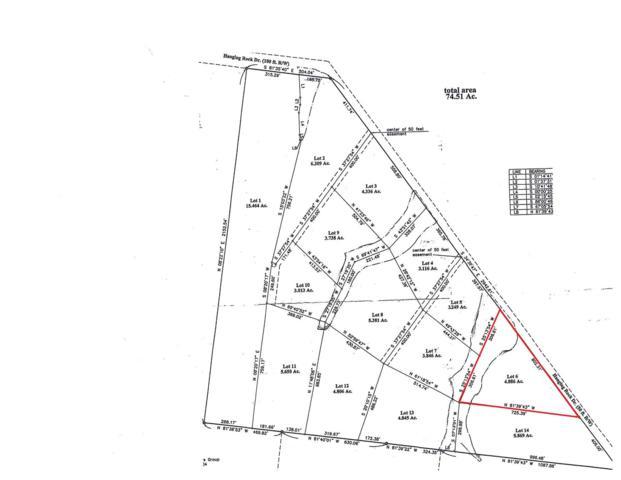 6 Hanging Rock Dr, Altamont, TN 37301 (MLS #1832057) :: CityLiving Group