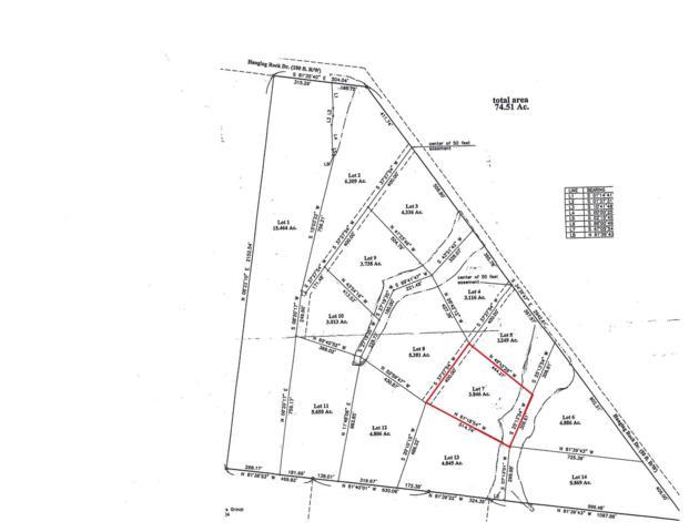 7 Hanging Rock Dr, Altamont, TN 37301 (MLS #1832161) :: CityLiving Group