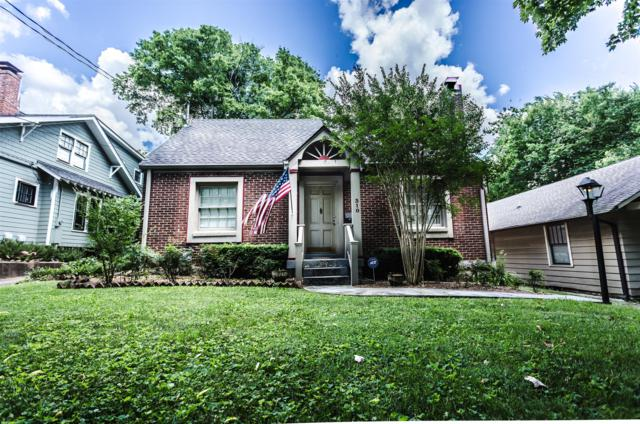 310 Greenway Av, Nashville, TN 37205 (MLS #1834886) :: CityLiving Group