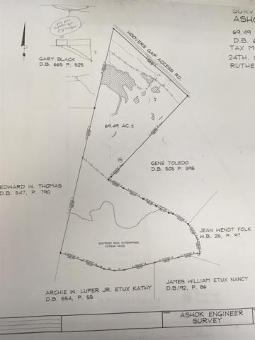 0 Hoovers Gap Frontage Rd, Christiana, TN 37037 (MLS #1836545) :: EXIT Realty Bob Lamb & Associates