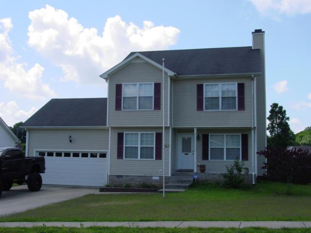 367 Andrew Dr, Clarksville, TN 37042 (MLS #1836664) :: Felts Partners