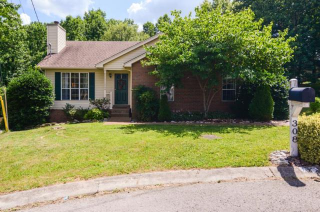 308 Roundhill Cv, Nashville, TN 37211 (MLS #1837091) :: FYKES Realty Group