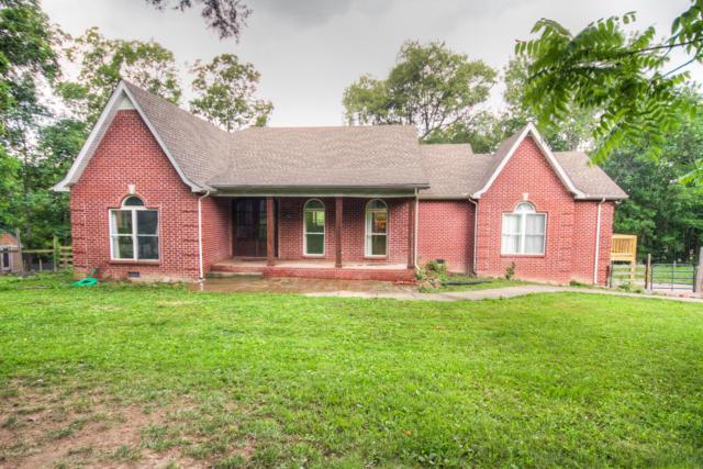 8621 Taliaferro Rd, Eagleville, TN 37060 (MLS #1837467) :: EXIT Realty Bob Lamb & Associates
