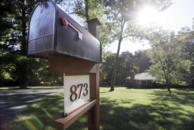 873 Forest Acres Dr, Nashville, TN 37220 (MLS #1837991) :: FYKES Realty Group