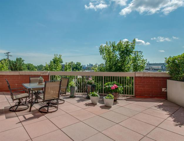 110 31St Ave N Apt 103 #103, Nashville, TN 37203 (MLS #1838067) :: The Milam Group at Fridrich & Clark Realty
