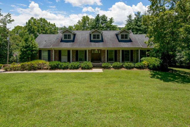 1347 Otter Creek Rd, Nashville, TN 37215 (MLS #1838619) :: The Kelton Group